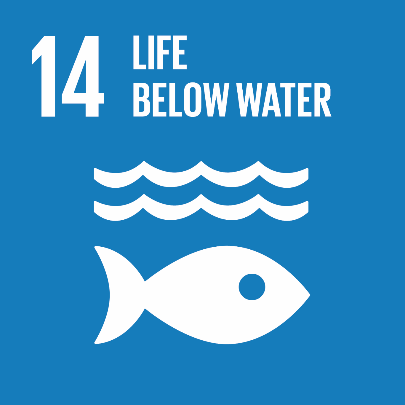 SDG14 - Life Below Water